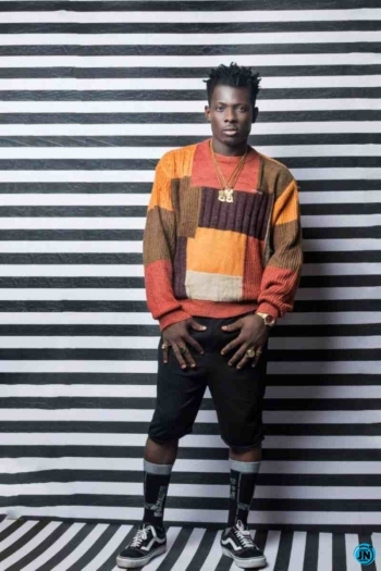 Singer Terry Apala caught in bed with alleged cousin (Video)